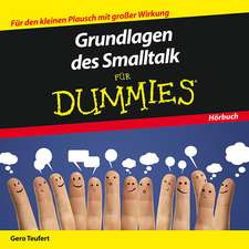 Grundlagen des Smalltalk für Dummies