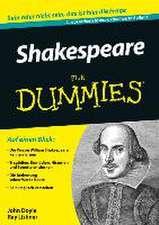 Shakespeare für Dummies