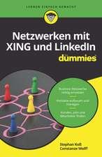 Netzwerken mit Xing, LinkedIn & Co für Dummies