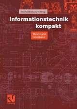 Informationstechnik kompakt: Theoretische Grundlagen