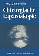 Chirurgische Laparoskopie
