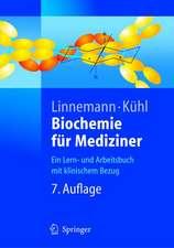 Biochemie für Mediziner: Ein Lern- und Arbeitsbuch mit klinischem Bezug
