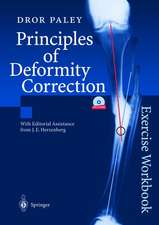 Principles of Deformity Correction: Exercise Workbook