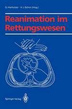 Reanimation im Rettungswesen