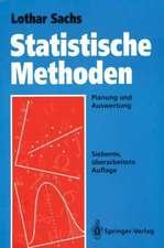 Statistische Methoden: Planung und Auswertung