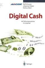 Digital Cash: Zahlungssysteme im Internet