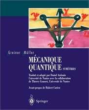 Mécanique quantique. Symétries