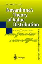 Nevanlinna's Theory of Value Distribution: The Second Main Theorem and its Error Terms