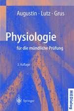 Physiologie für die mündliche Prüfung: Fragen und Antworten