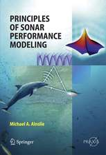 Principles of Sonar Performance Modelling