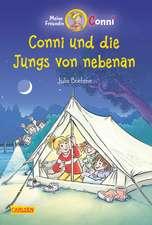 9. Conni und die Jungs von nebenan (farbig illustriert)