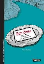 Graphic Novel paperback: Fun Home