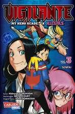 Vigilante - My Hero Academia Illegals 3