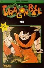 Dragon Ball 31. Cell