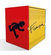 Spirou und Fantasio: Schuber: Spirou und Fantasio von Franquin