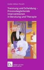 Trennung und Scheidung - Prozessbegleitende Interventionen in Beratung und Therapie