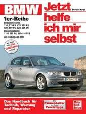 BMW 1er-Reihe ab Baujahr 2004. Jetzt helfe ich mir selbst