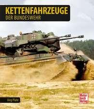 Kettenfahrzeuge der Bundeswehr seit 1955