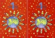 ABC der Tiere 1 - Arbeitshefte Teil A und B · Erstausgabe
