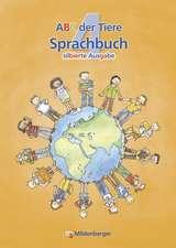 ABC der Tiere 4 - Sprachbuch, silbierte Ausgabe