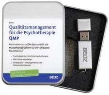 Qualitätsmanagement für die Psychotherapie QMP. USB-Stick mit Booklet