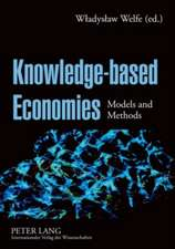 Knowledge-Based Economies:  Models and Methods