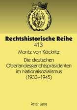 Die Deutschen Oberlandesgerichtspraesidenten Im Nationalsozialismus (1933-1945):  Ruf-, Bei- Und Familiennamen Des 15. Jahrhunderts Aus Wiener Quellen