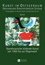 Skandinavische Bildende Kunst Von 1950 Bis Zur Gegenwart:  Zur Integrationsfunktion Von Schulischen Und Ausserschulischen Institutionen in Ausgewaehlt