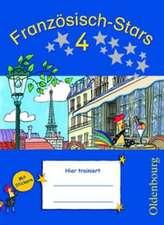 Französisch-Stars 4. Schuljahr. Übungsheft