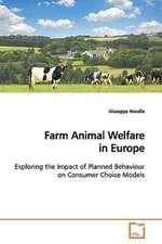 Farm Animal Welfare in Europe