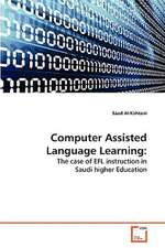 Computer Assisted Language Learning