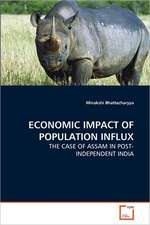 Economic Impact of Population Influx