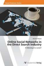 Online Social Networks in the Direct Search Industry