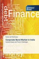 Corporate Bond Market in India
