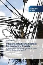 Integrated Marketing Strategy for Eradicating Poverty