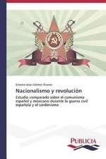 Nacionalismo y Revolucion:  Eje Integrador del Desarrollo Humano Sustentable