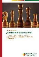 Jornalismo Institucional