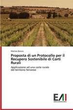 """Proposta Di Un Protocollo Per Il Recupero Sostenibile Di Corti Rurali:  """"Amy by Any Other Name"""""""