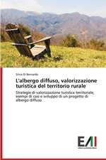 L'Albergo Diffuso, Valorizzazione Turistica del Territorio Rurale:  La Strategia Eurisca