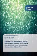 Genetical Impact of Fiber Expansin Genes in Cotton