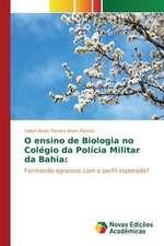 O Ensino de Biologia No Colegio Da Policia Militar Da Bahia:  Expoentes Da Charge Goiana