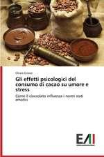 Gli Effetti Psicologici del Consumo Di Cacao Su Umore E Stress:  Zapiski Praktikuyushchego Psikhologa