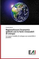 Regionalizzare L'Economia Globale Con Le Fonti Rinnovabili Di Energia:  La Tutela del Disegno Tecnico Made in Italy