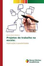 Projetos de Trabalho Na Escola:  Ferramenta Para Interacao E Producao de Conteudos Sbtvd