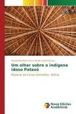 Um Olhar Sobre O Indigena Idoso Pataxo:  Praticas E Discursos