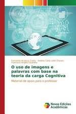 O USO de Imagens E Palavras Com Base Na Teoria Da Carga Cognitiva:  Familia E Destituicao Do Poder Familiar