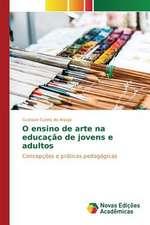 O Ensino de Arte Na Educacao de Jovens E Adultos:  Democratizacao Do Espaco Escolar?