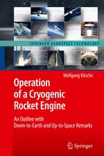 Operation of a Cryogenic Rocket Engine: An Outline with Down-to-Earth and Up-to-Space Remarks