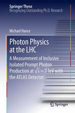 Photon Physics at the LHC: A Measurement of Inclusive Isolated Prompt Photon Production at √s = 7 TeV with the ATLAS Detector