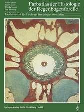 Farbatlas der Histologie der Regenbogenforelle: Begleitheft mit Einführung in die makroskopische Anatomie der Regenbogenforelle. Einführung in die Gewebelehre. Färbevorschriften